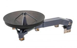 Anténa HGA pro sondu Solar Orbiter.