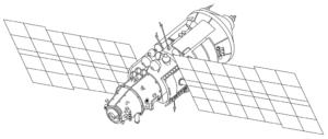 Zjednodušená kresba Kvantu-2