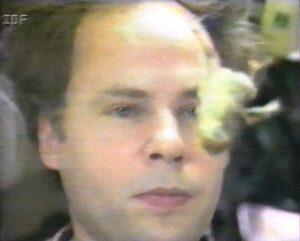 Solovjov s mládětem křepelky