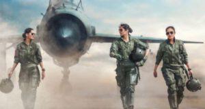 IAF-3 femal pilots