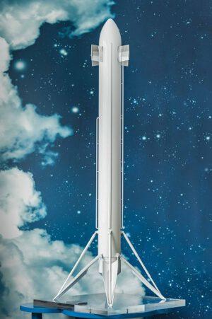 Detailní model Callisto.