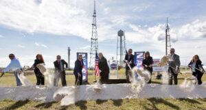 19. prosince 2018 začala stavba nového zásobníku na kapalný vodík u rampy 39B.