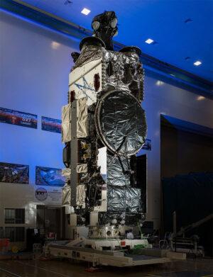 Družice Saudi Geostationary Satellite 1/Hellas Sat 4