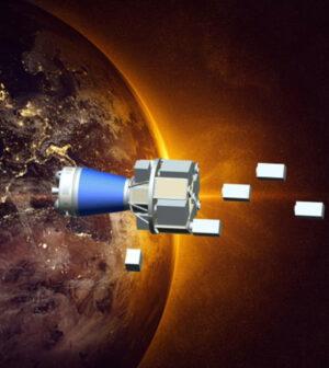 Dispenser rakety Vega-C vyvíjí firma SAB Aerospace. Jde o konstrukci, která umožňuje přepravovat až šestnáct satelitů najednou.