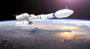 Vizualizace rakety OS-M4