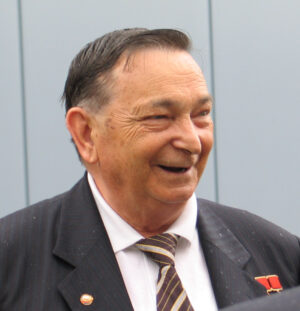 Valerij Bykovskij - průkopník, legenda a rekordman...