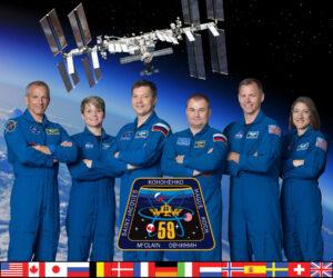 59. dlouhodobá expedice na ISS.