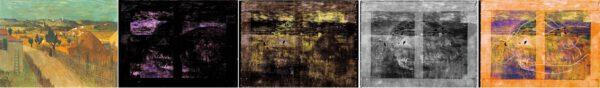 Příklady výstupů ze skenování uměleckých děl