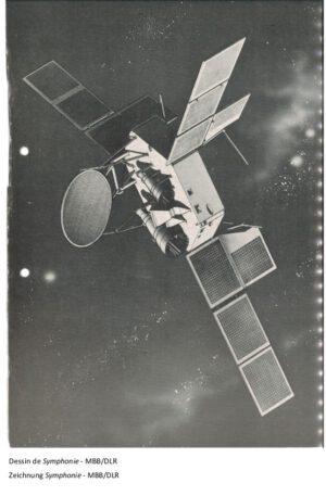 Telekomunikační družice Symphonie je dobrým příkladem proč je nezávislý přístup do kosmu pro ESA a partnery tak důležitý.