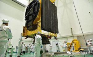 Čínská telekomunikační družice ChinaSat 6