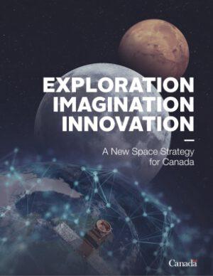 Kanadská Nová vesmírná strategie
