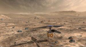 Součástí mise má být také dron