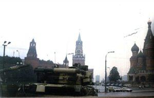 Srpnový puč v Moskvě