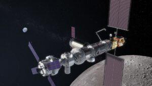Předběžná představa o vzhledu stanice Deep Space Gateway