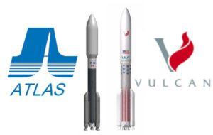 Když byla v roce 2015 představena raketa Vulcan, tak měla na návrzích pomocné motory podobné AJ-60A společnosti Aerojet Rocketdyne. Pravý dodavatel však nebyl znám.