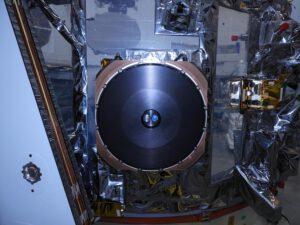 Gyroskopy umístěné na lodi Cygnus NG-11