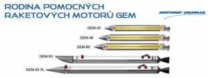 Motory rodiny GEM jsou známe svou spolehlivostí a výkonem. První motor řady GEM používaly rakety Delta 2.