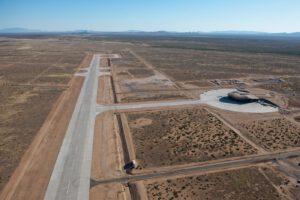 Spaceport America umožňuje odbavit jak malé raketoplány, tak i klasické rakety