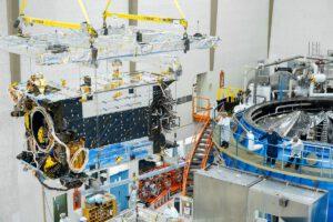 Testy satelitu Eutelsat 7C v lednu 2019
