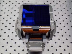 CCD detektor pro misi PLATO.