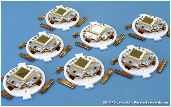 Detektory přístroje ART-XC