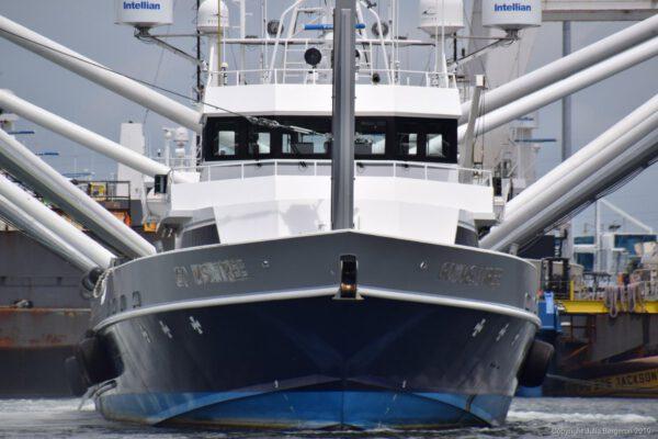 Loď pro záchranu aerodynamických krytů se dočkala nového jména i majitele.