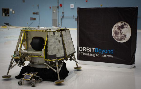 Z01 - lander firmy Orbit Beyond