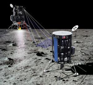 Nova-C - lander firmy Intuitive Machines