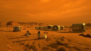 Než se lidé vypraví k Marsu, je potřeba vyřešit hned několik překážek.