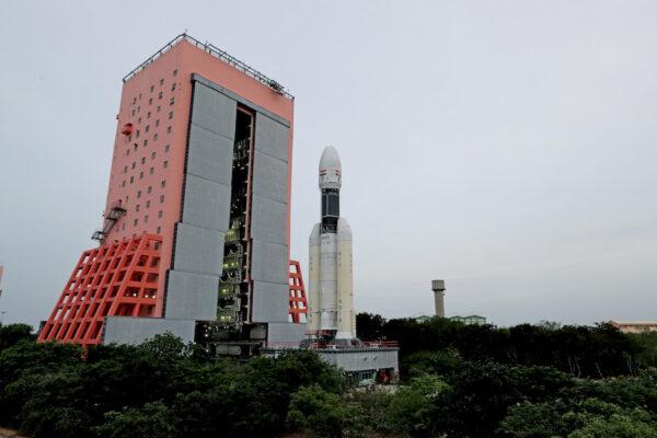 Vývoz rakety PSLV Mk.3