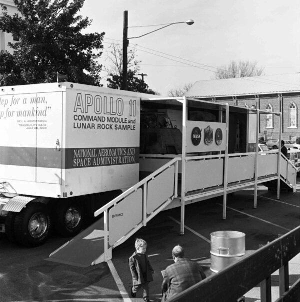 Pouť je nachystána, lidé mohou přijít (Montgomery, Alabama, leden 1971)
