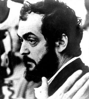 """Stanley Kubrick, kterému je konspirátory připisováno """"nafilmování"""" Apolla 11."""
