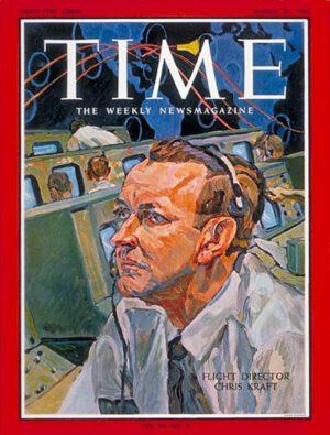 V roce 1965 se Kraft dostal na obálku časopisu Time