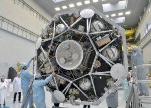 Přistávací platforma mise ExoMars 2020.