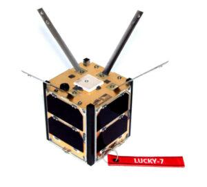 Družice Lucky-7