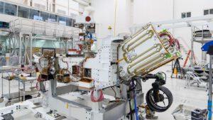 V zadní části Mars Rover 2020 je už připravené místo pro MMRTG
