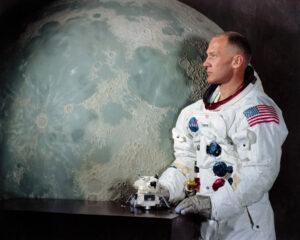 Edwin Aldrin byl přinejmenším komplikovanou osobností.