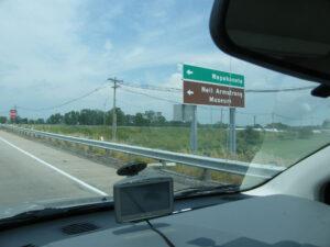 Wapakoneta v Ohio by se dala označit jako to, co nazýváme Zapadákovem