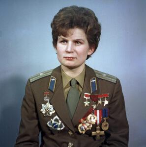 Valentina Těreškova