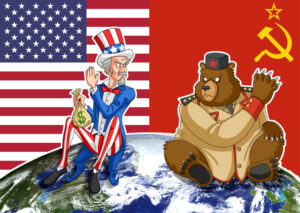 USA versus SSSR