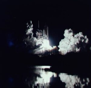 Start mise STS-63