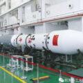 Raketa Kuaičou 1A.