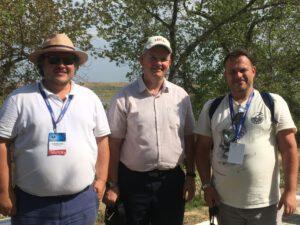 Nečekané setkání - bratři Šamárkovi a Alexandr Samokutajev