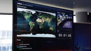 Systém EDRS umožňuje prakticky okamžitý přenos dat.