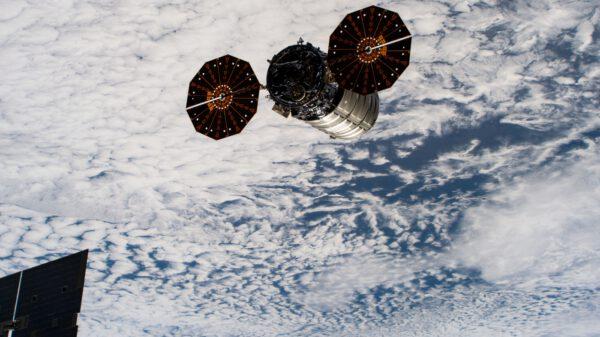 Odlet Cygnus NG-11