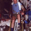 Norman Thagard na palubě Miru