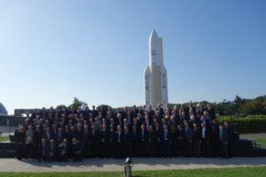 Planetární kongres organizace ASE v Toulouse (říjen 2017). Sto kosmonautů na jednom místě…