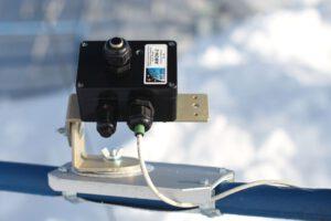Detektor AMON na Lomnickém štítu.
