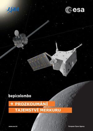 V minulém roce započala mise BepiColombo k Merkuru