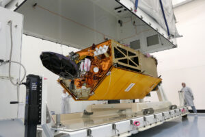 Sentinel-6A je připraven na zkoušky.